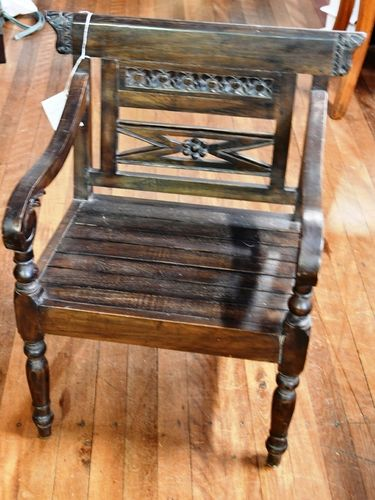Child's Chair | Period: Vintage | Material: Timber