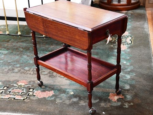 Tea Trolley | Period: c1930s | Material: Cedar & Tasmanian Oak