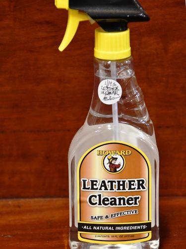 Leather Cleaner | Make: Howard