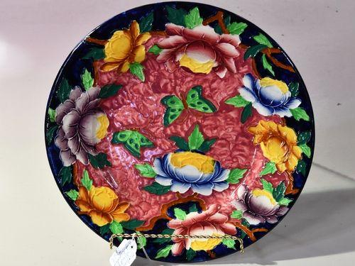Maling Display Plate   Make: Maling   Material: Porcelain