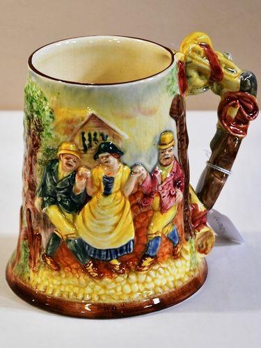 Musical Jug | Period: 1950s | Make: Royal Winton | Material: Porcelain