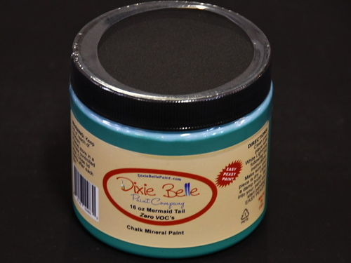 Chalk Mineral Paint | Period: Current | Make: Dixie Belle