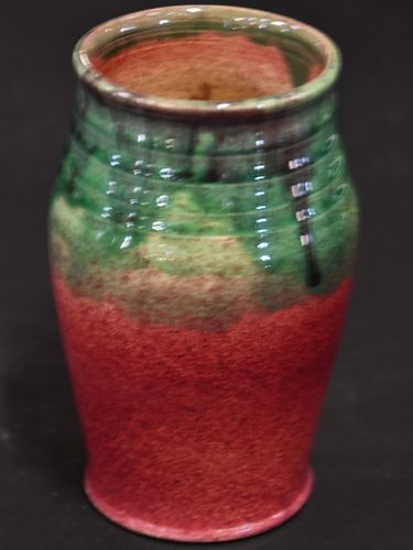 PPP  Vase | Period: 1930s | Make: Preston Premier pottery | Material: Pottery