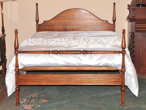 Rosenstengel Double Bed | Period: c1930 | Make: Ed Rosenstengel | Material: Maple