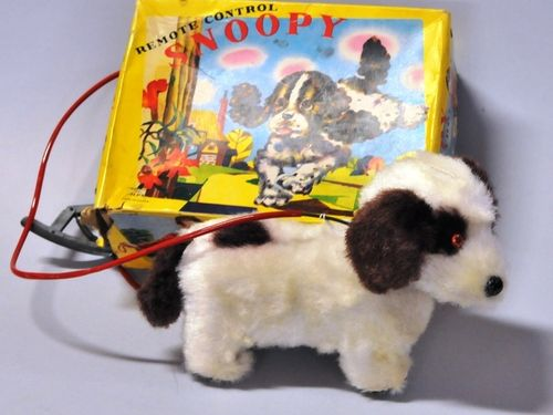 Remote Control | Period: c1960 | Make: Alps | Material: Plush fur