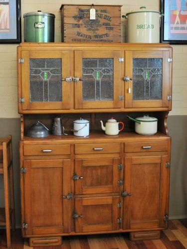 Ipswich antique centre product gallery unpainted for 1930s kitchen cabinets for sale