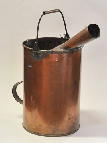 Pouring Can | Period: c1900 | Material: Copper