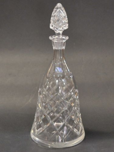 Crystal Decanter | Period: c1950 | Material: Crystal