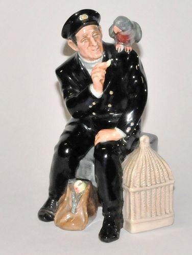 Royal Doulton Figurine 'Shore Leave' | Period: c1965 | Make: Royal Doulton | Material: Porcelain