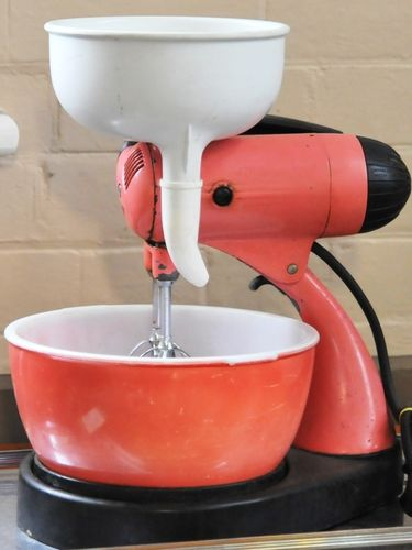 Food Mixer | Period: Retro c1960 | Make: Sunbeam Mixmaster