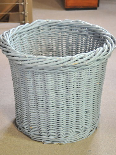 Laundry Basket | Period: c1930 | Material: Heavy cane