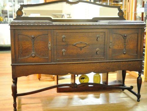 Roberts Sideboard   Period: c1945   Make: Henry Roberts   Material: Silky Oak