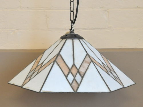 Leadlight Light Fitting | Material: Leadlight