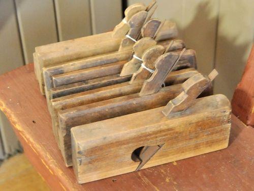 Wood Moulding Plane   Period: Edwardian c1905   Material: Timber