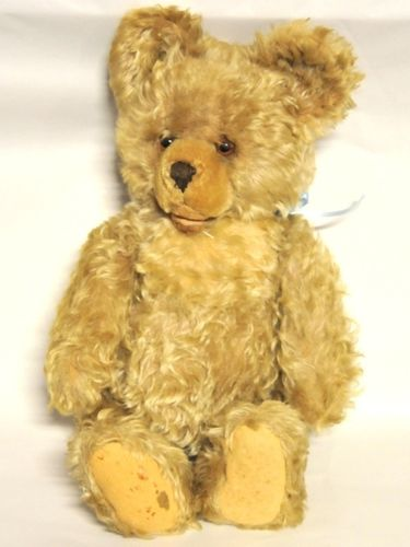 Zotty Bear   Period: Vintage   Material: Mohair