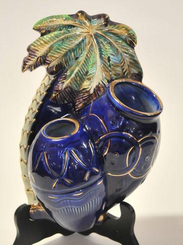 Beswick Wall Vase | Period: c1935-50 | Make: Beswick Ware | Material: Porcelain