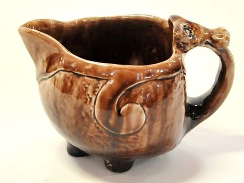 Harvey School Jug | Period: 1927 | Make: EAG Harvey School | Material: Glazed Pottery