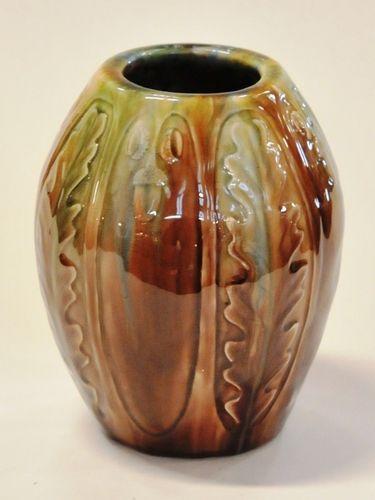 Harvey School Vase | Period: 1938 | Make: Helen Hope | Material: Glazed Pottery