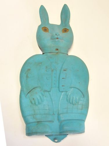Brer Rabbit Water Bottle | Period: c1950s | Make: Noah's Ark | Material: Rubber