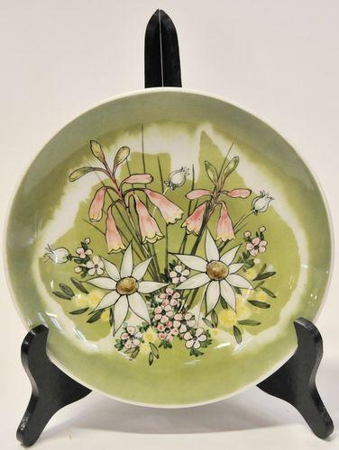Studio Anna Cabinet Plate | Period: 1950s | Make: Studio Anna | Material: Earthenware