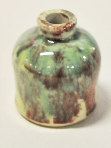 Fowler Mercury Jar | Period: c1920s | Make: Fowler | Material: Pottery