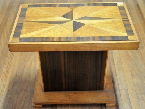Art Deco Coffee Table | Period: Art Deco c1930s | Material: Various veneers