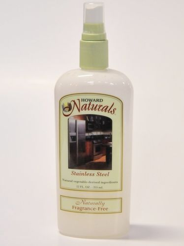 Stainless Steel Cleaner | Make: Howard Products | Material: Howard Naturals