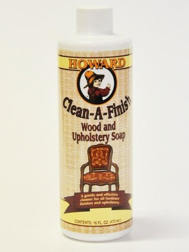 Wood & Upholstery Soap | Make: Howard Products | Material: Clean - A - Finish