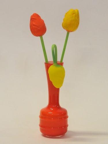 Glass Tulips | Period: Art Deco | Material: Glass