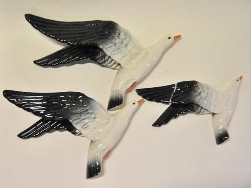 Beswick Wall Seagulls | Period: c1950s | Make: Beswick | Material: Porcelain