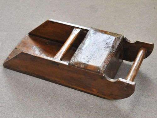 Grain Scoop | Period: c1930s | Material: Gum