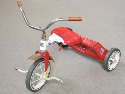 Tricycle | Period: c1970s | Make: Cyclops | Material: Steel