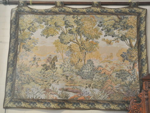 Tapestry | Period: Victorian c1890 | Material: Tapestry