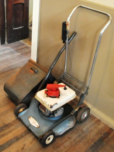 Rover Mower | Period: c1960s | Make: Rover