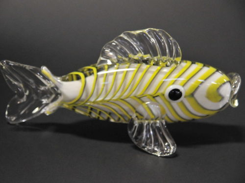 Chris Pantano Fish | Period: c1980s | Make: Chris Pantano | Material: Art glass