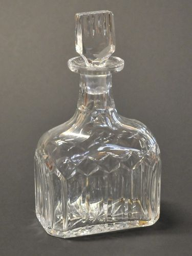 Edinburgh Crystal Decanter | Period: c1950s | Make: Edinburgh Crystal | Material: Cut crystal