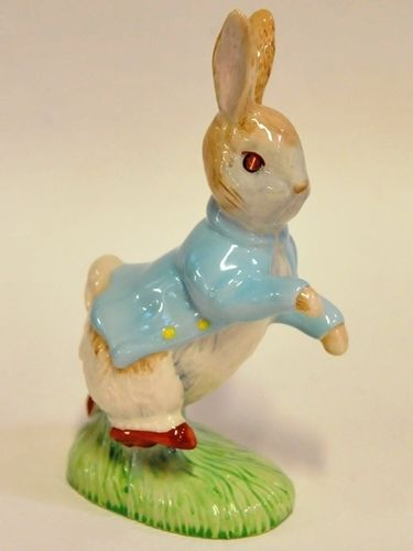 Beswick Peter Rabbit Figurine | Period: 1992 | Make: Beswick Royal Doulton | Material: Porcelain
