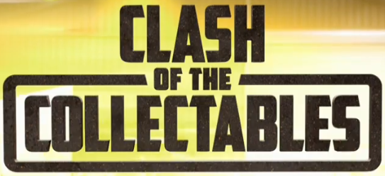 Clash of the Collectables Logo